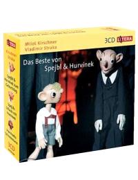 """CD """"Das Beste von Spejbl und Hurvinek"""""""