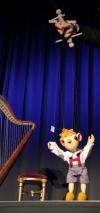 Marionette Hurvinek groß