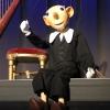Marionette Spejbl groß